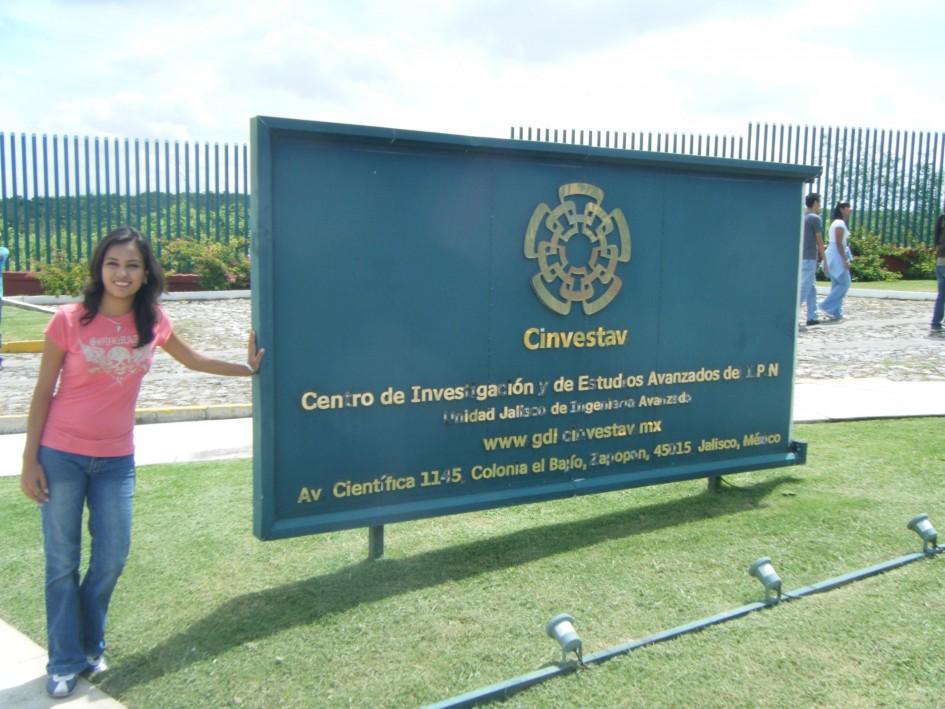 Cinvestav entry